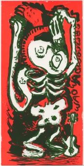 Des guitares & des squelettes • Julie Gindre & David Parrat