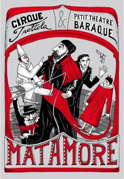 Matamore • Paille • © Cirque Trottola & Petit Théâtre Baraque