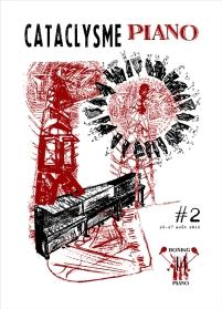 Cataclysme piano #2 • Grégory Rault • © Boxing Piano